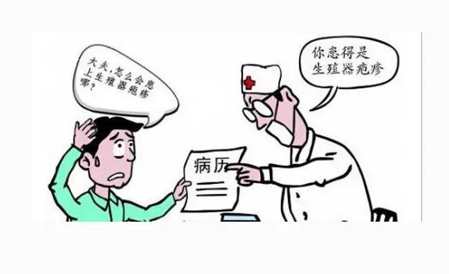 生殖器疱疹原因,生殖器疱疹治疗,生殖器疱疹症状,生殖器疱疹药物,生殖器疱疹危害